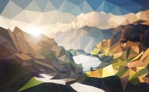 Thought Valley - landscape, digitalart - emirhamzah | ello