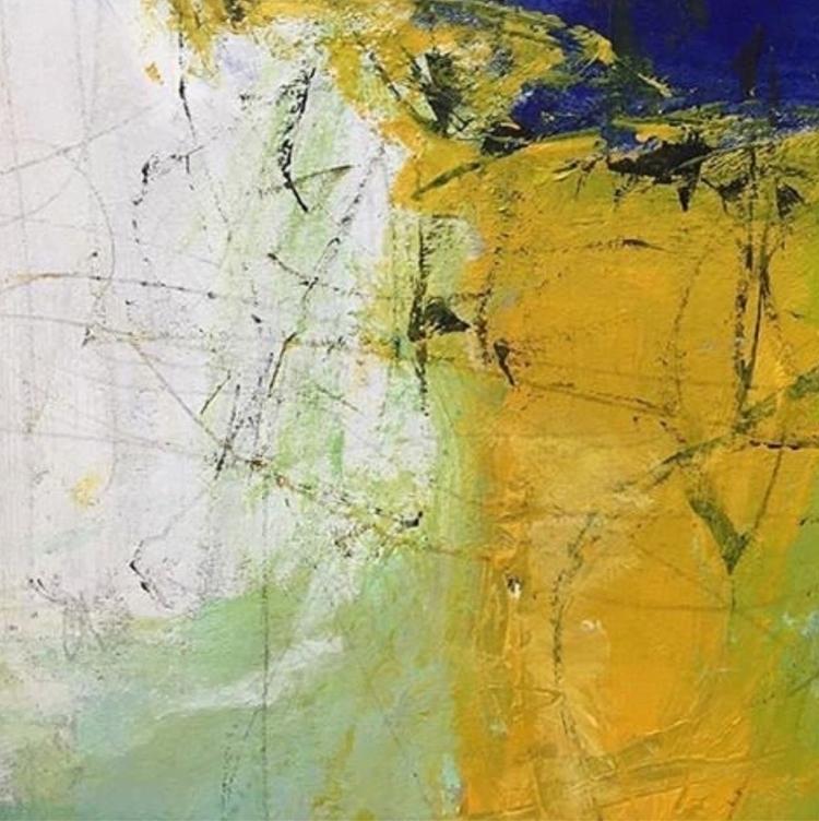 piece.. Christel Haag - painting - kunst365 | ello