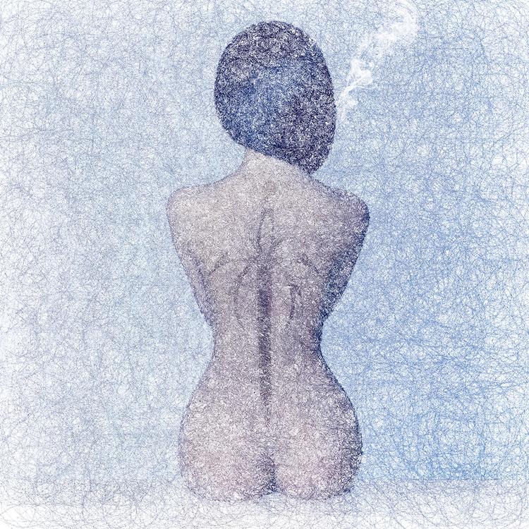 ILLUSTRATION - AIDS 200 cm- 78 - comoyoti   ello