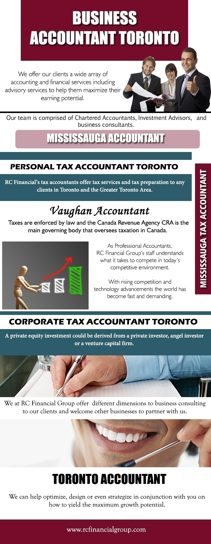 Mississauga Tax Accountant Site - mississaugaaccountant | ello
