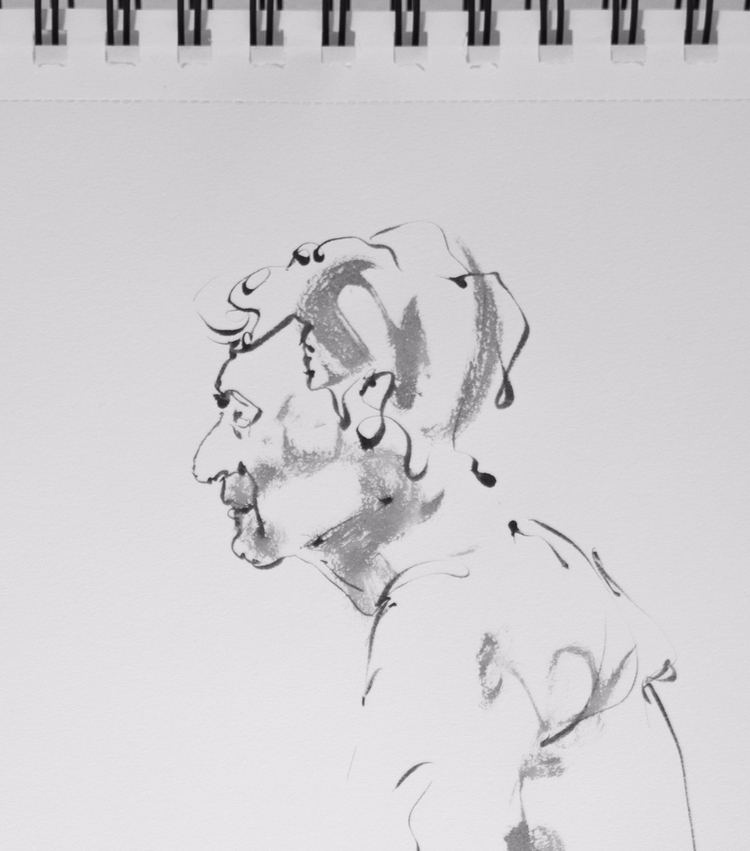 14th October minute poses - lifedrawing - mickepe | ello