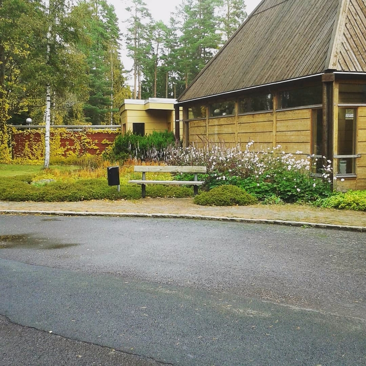 Skogskyrkogården Eksjö HöstSkru - skogskyrkogardar | ello