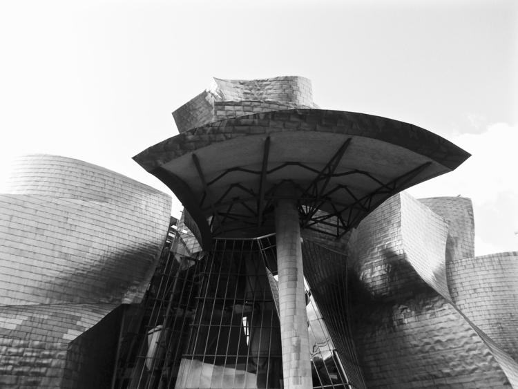 Guggenheim Museum Bilbao archit - noemilzn | ello