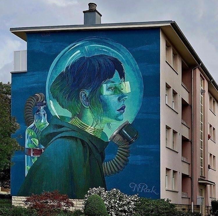 Natalia Rak Luxemburg - streetartunitedstates | ello
