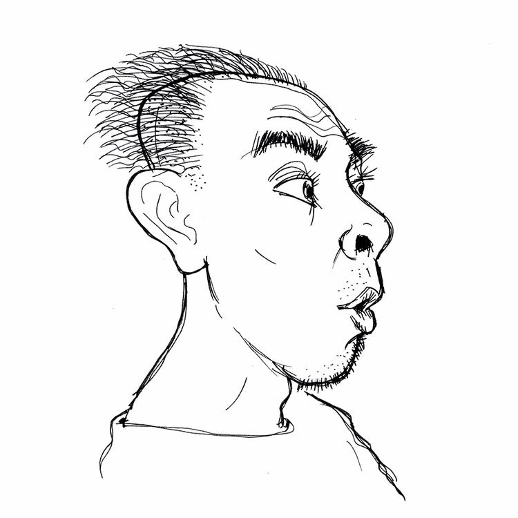 caricature, cartoon, drawing - paulchoo | ello