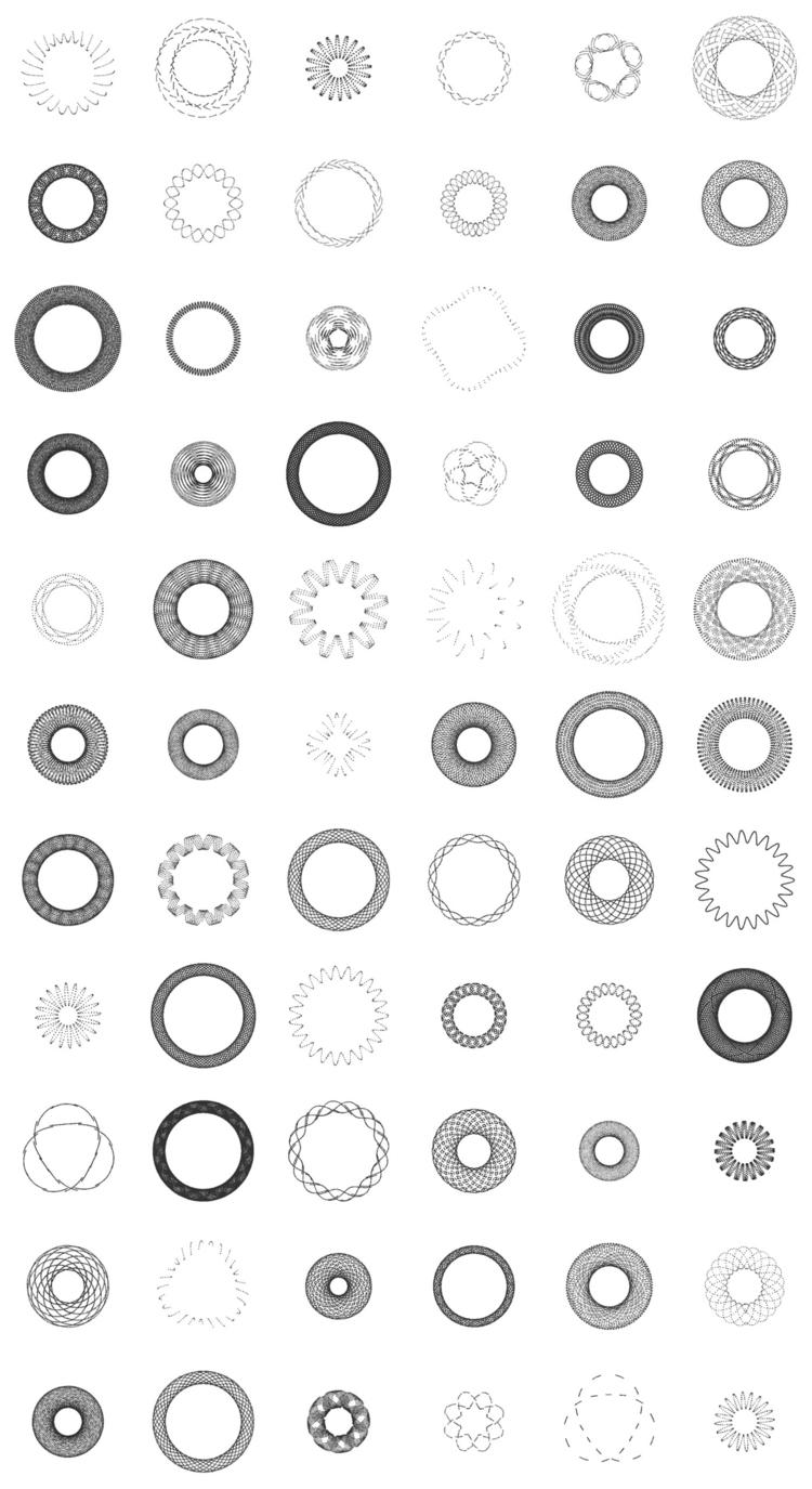 `Circles` *2007* digging comput - cacheflowe | ello