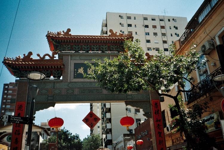 China Town - lioo | ello