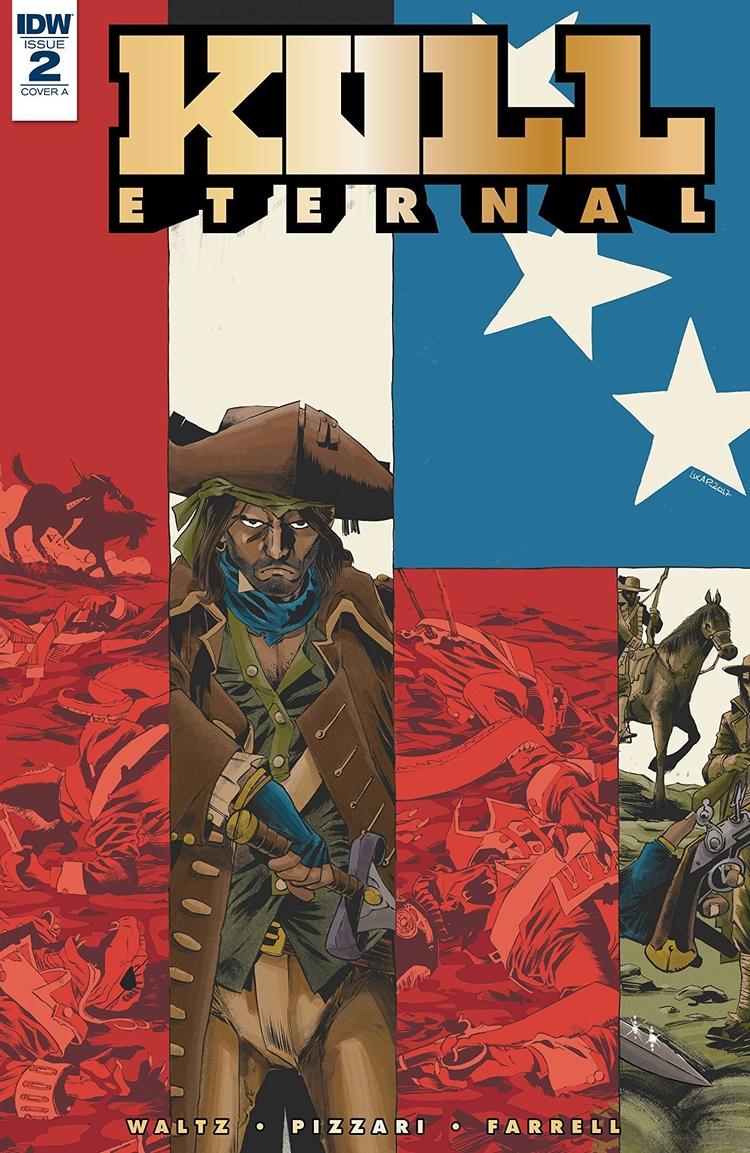 Kull Eternal IDW Publishing 201 - oosteven   ello