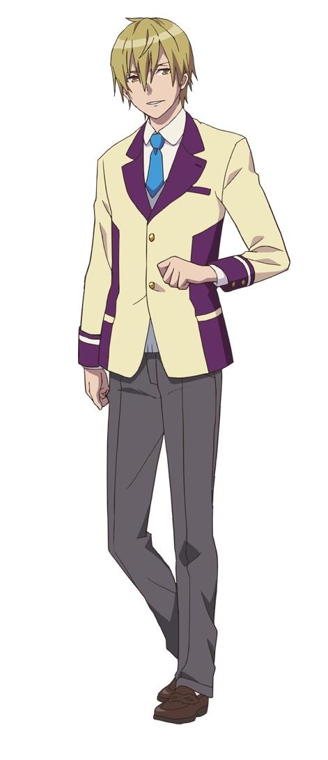 Nakano Kouki ANIME-GATARIS (JY  - shingos | ello