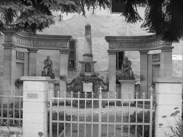 világháborús hősi emlékmű (Sósk - turabazis | ello