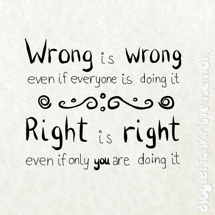 Wrong - wrong, - art2u | ello