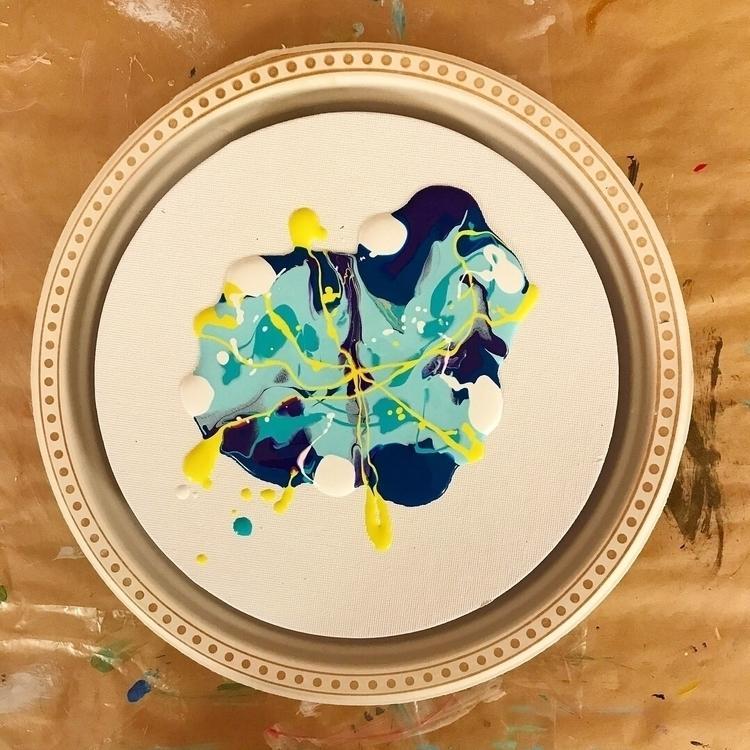 _Art messy_ experimenting _mix  - cgwarex | ello
