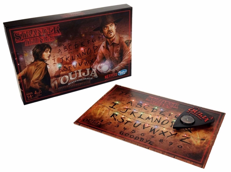 Play Upside Stranger board game - bonniegrrl | ello