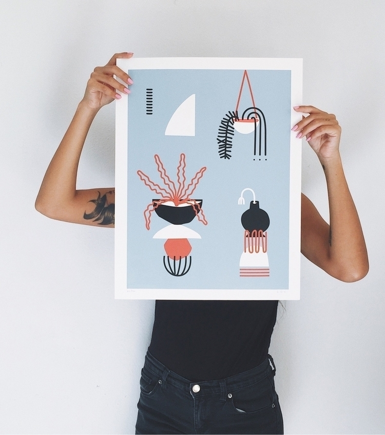 Domingo screen prints store! Li - holalou | ello