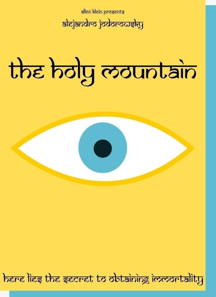 Holy Mountain - nscmnt | ello
