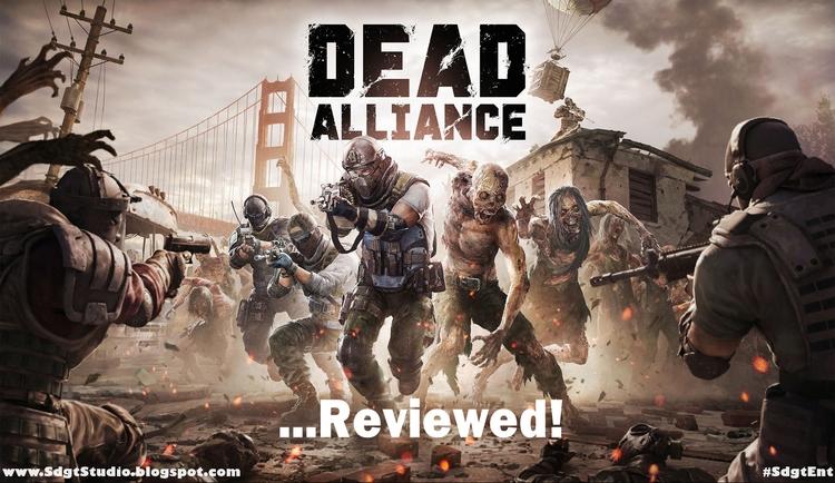 Dead Alliance... reviewed - SdgtEnt - sdgt_ent | ello