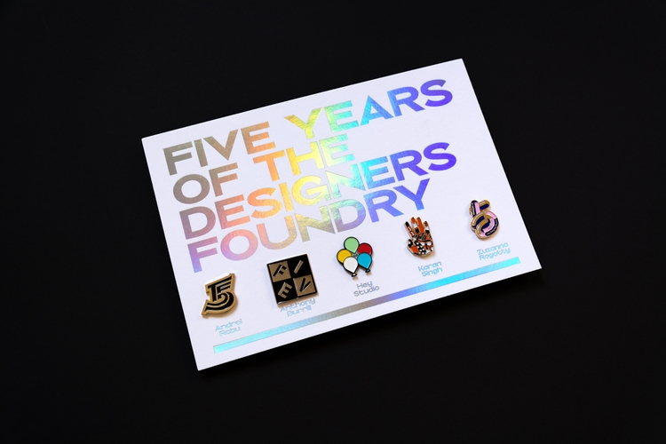 Years TDF, Designers Foundry - weidemuller   ello