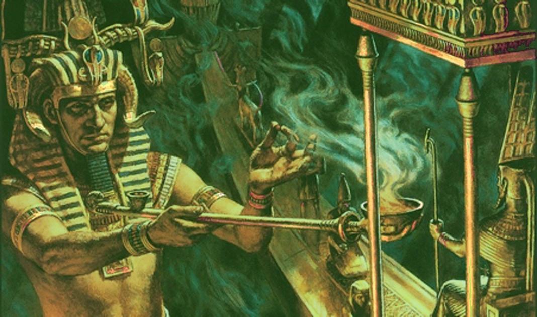 Secret Pharaohs: Cannabis Ancie - ministryofcannabis | ello