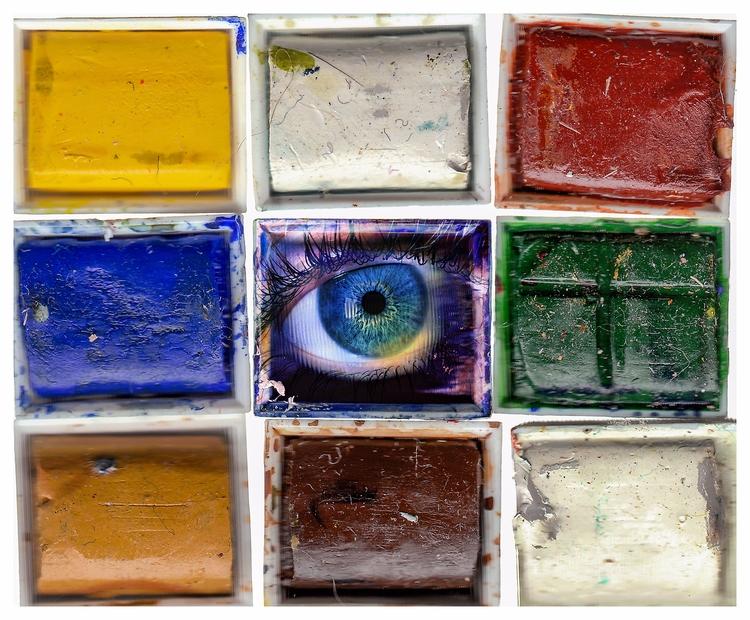 eye colour - bradverts | ello