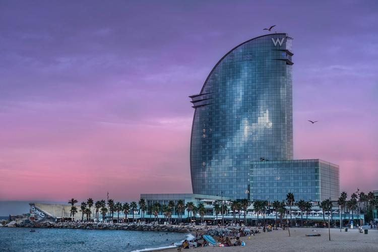 Hotel Barcelona beach iconic ho - rickschwartz | ello