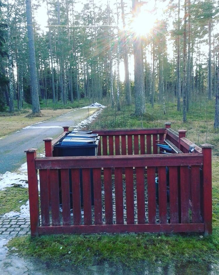 Ordning ock reda bland redskape - skogskyrkogardar | ello