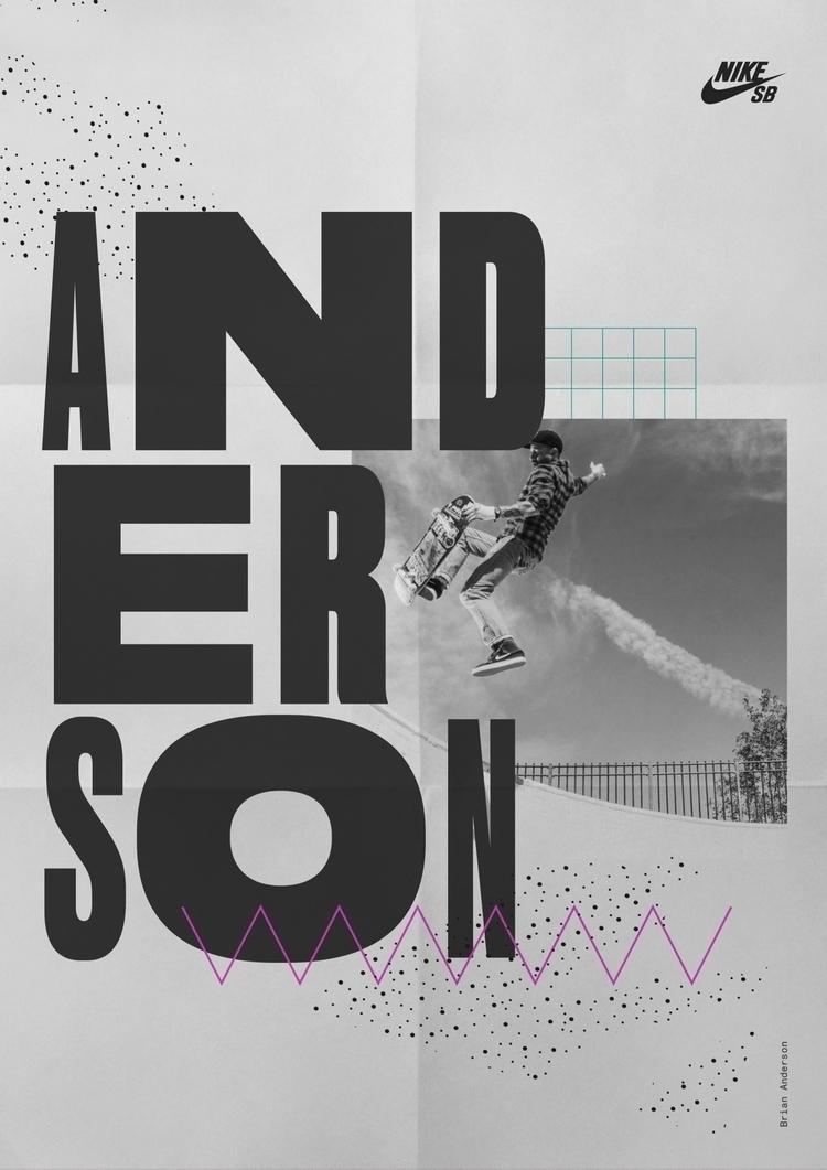 Brian Anderson. Nike SB - luiscoderque | ello