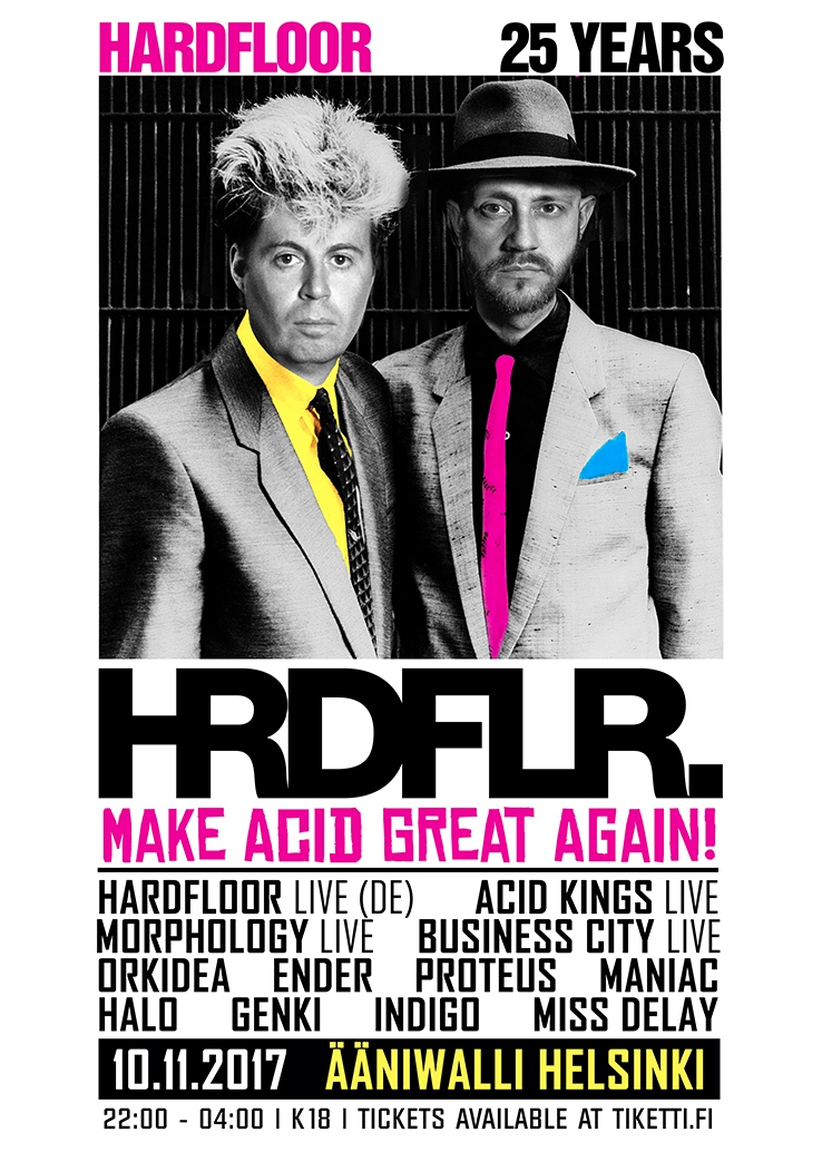 flyer / poster gig Helsinki Fin - bondziolino | ello