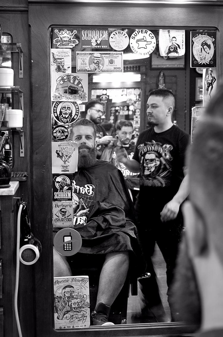barber Job photographic Content - olliveirageane   ello