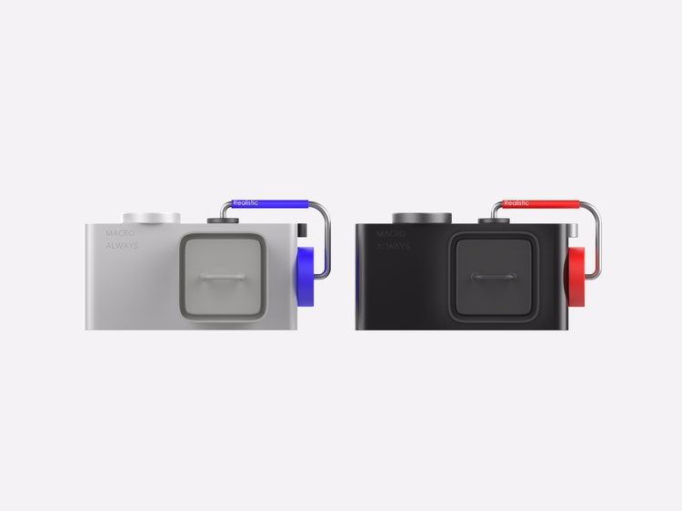 Camera Collection - design, concept - chengtaoyi | ello