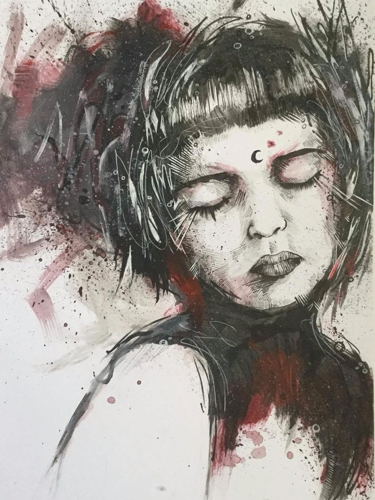 Favourite artwork created shame - jordansummers   ello