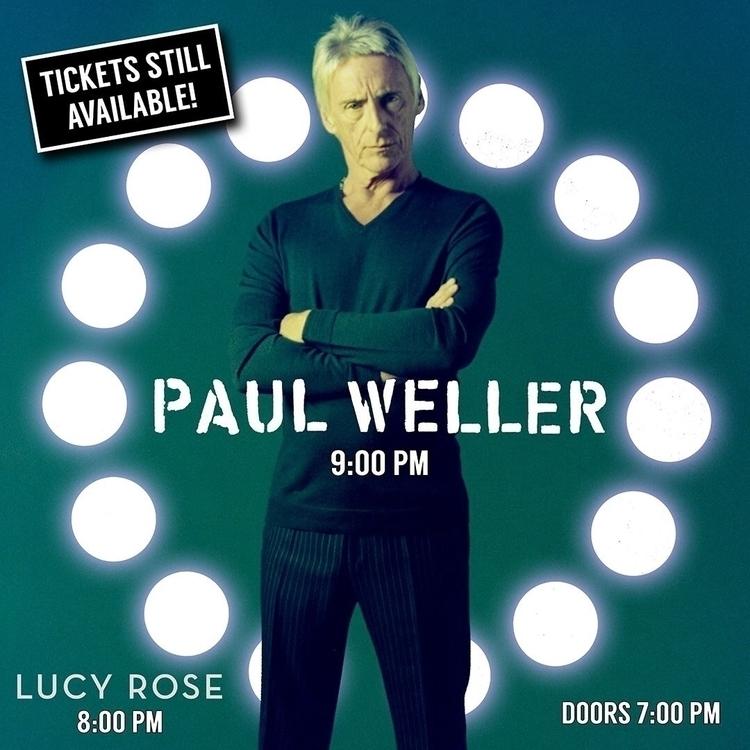 Vancouver! Paul Weller Cortes I - laurabalducci | ello