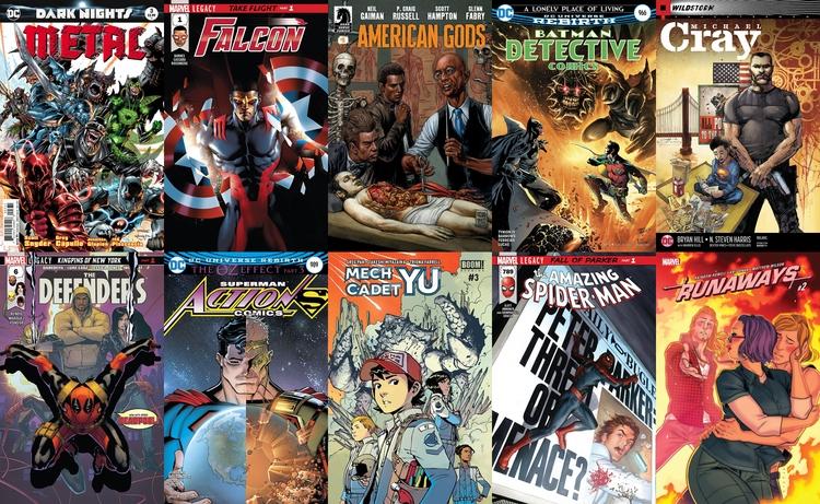 Rack review latest comics - 64 - comicbuzz   ello