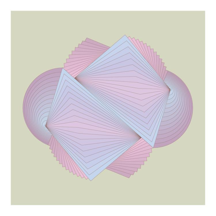 Space-Time Distortion III - vectorart - alexisyasky   ello