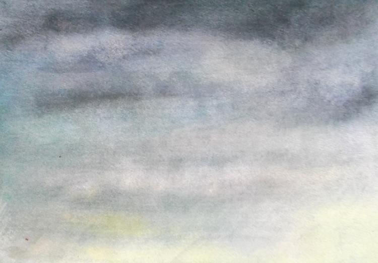 Sky cloud Watercolour studies - euric | ello