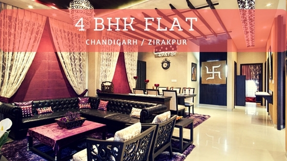 Book 4 BHK flat apartment Sushm - sushma-buildtech | ello