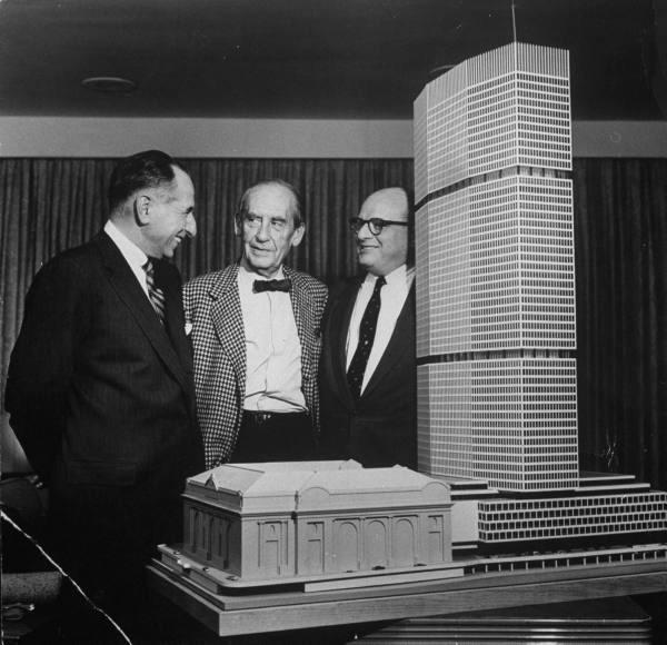 Builder Emory Roth Walter Erwin - bauhaus-movement   ello