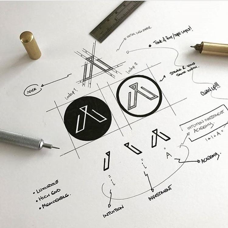 - process Image - designprocess - letsdesigndaily   ello