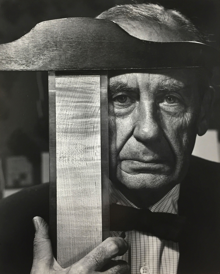 Walter Philippe Halsman - Gropius - bauhaus-movement   ello