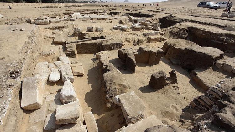 Hallan restos de Templo Ramsés  - codigooculto | ello