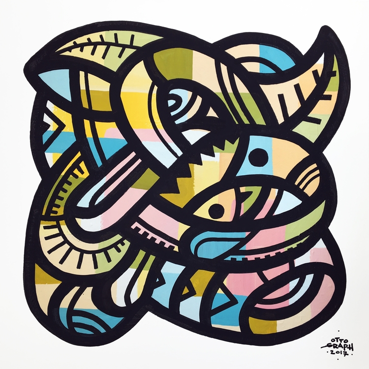 ottograph painting - Today Good - ottograph | ello