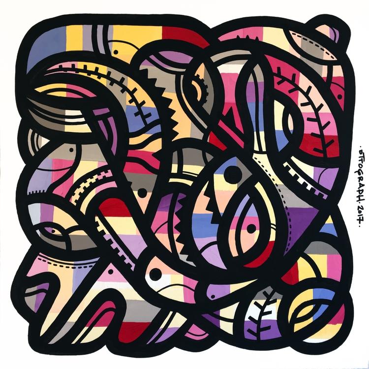 ottograph - step arena acrylic  - ottograph | ello
