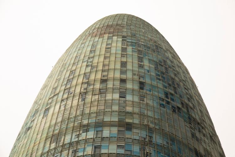 Barcelona Architecture Series A - alexreigworks | ello