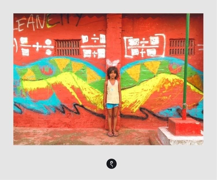 Graffiti Sukanta Pal /2017 |  - smile - isukantapal | ello