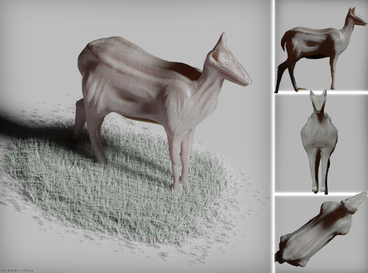 shot sculpting crap alienydeer - malcolmcrowther | ello