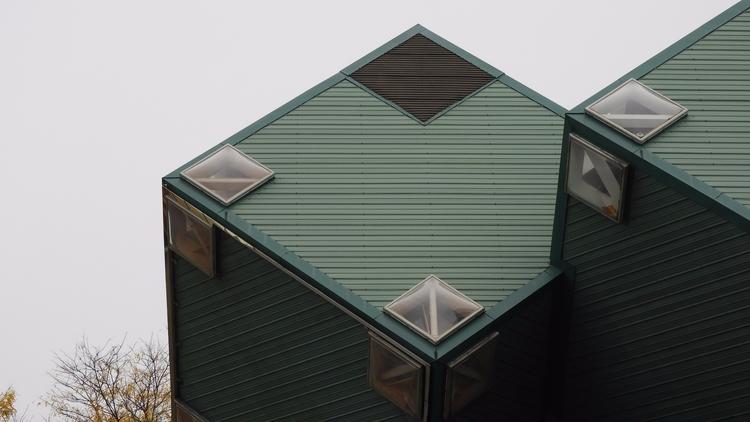 Cube Houses 1 Sumach St, Toront - koutayba   ello