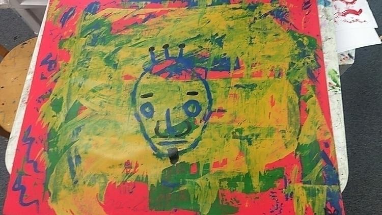 poster art class - face, color - dannyami   ello