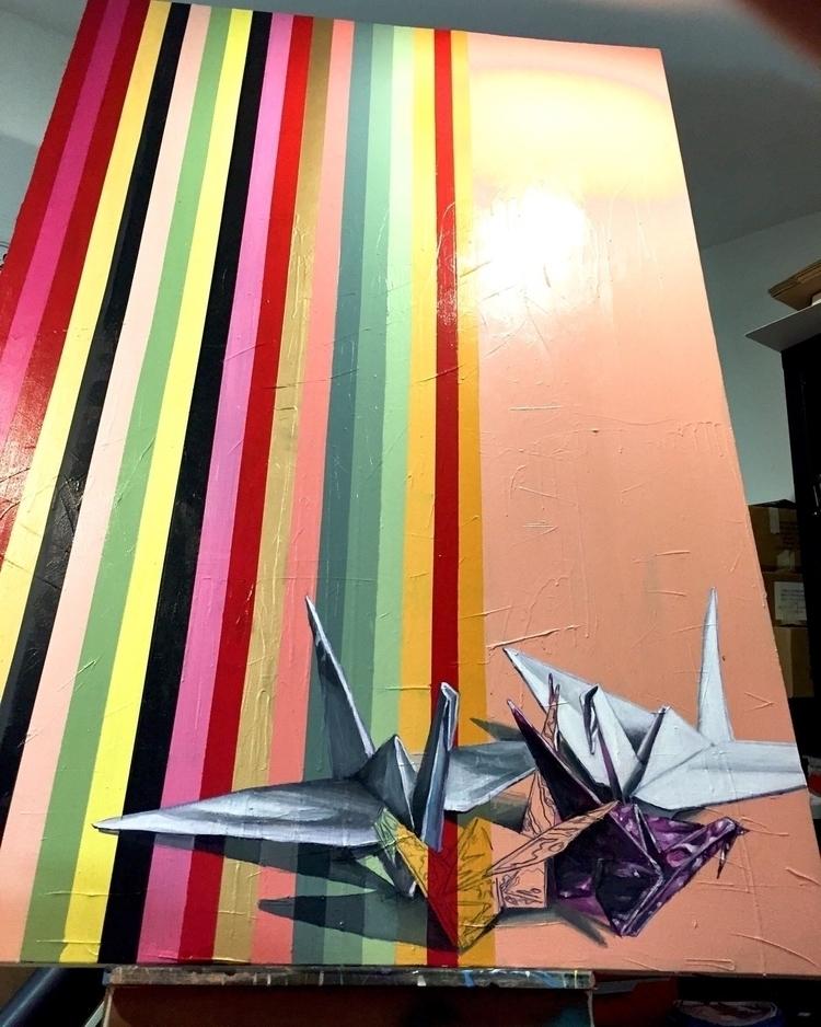 WIP  - art, arte, arts, artist, artistic - chrisbinghamart | ello