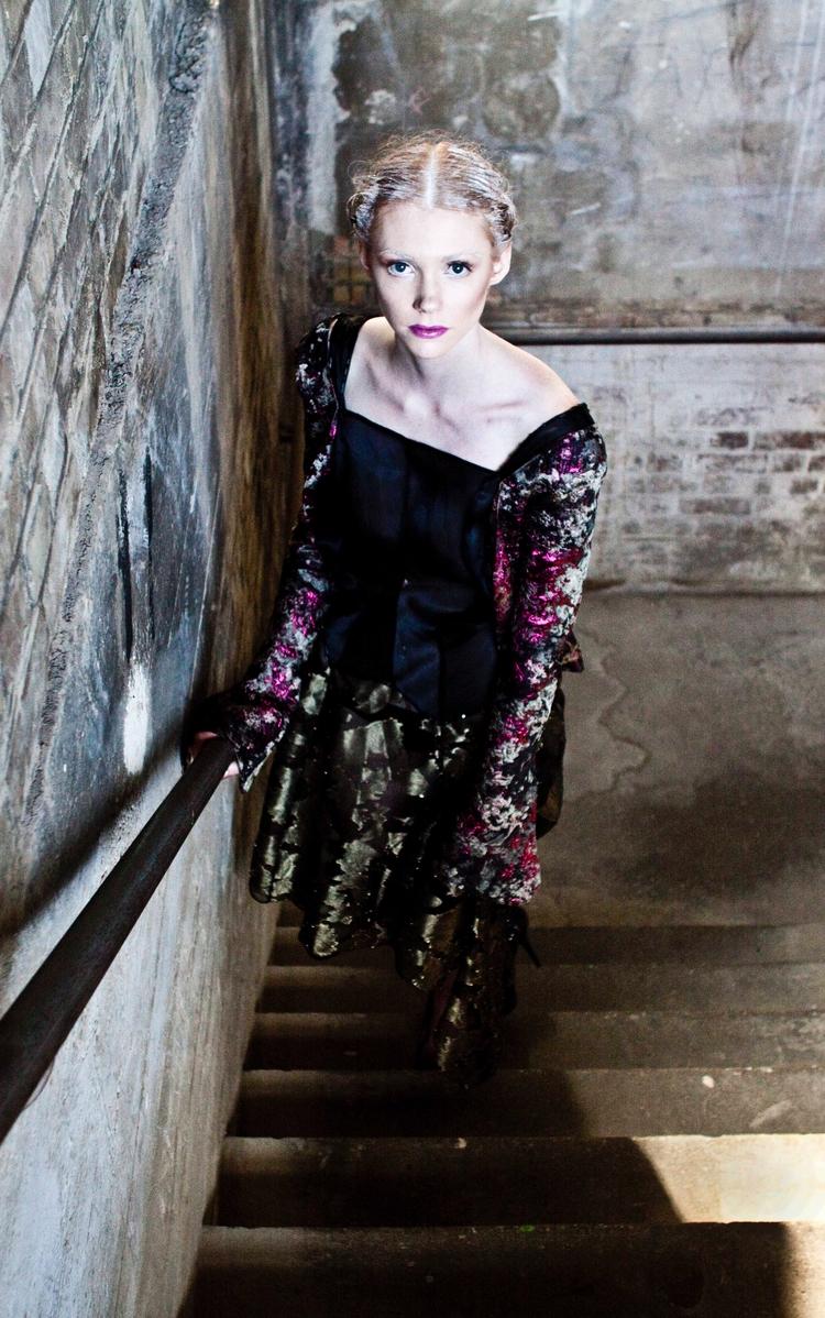 Ashes - angel light couture tun - adamxatelier | ello
