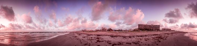 Island Morning sun rises Gulf M - mattgharvey | ello
