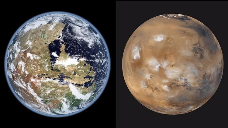 Marte tuvo tanta agua como hiel - codigooculto   ello